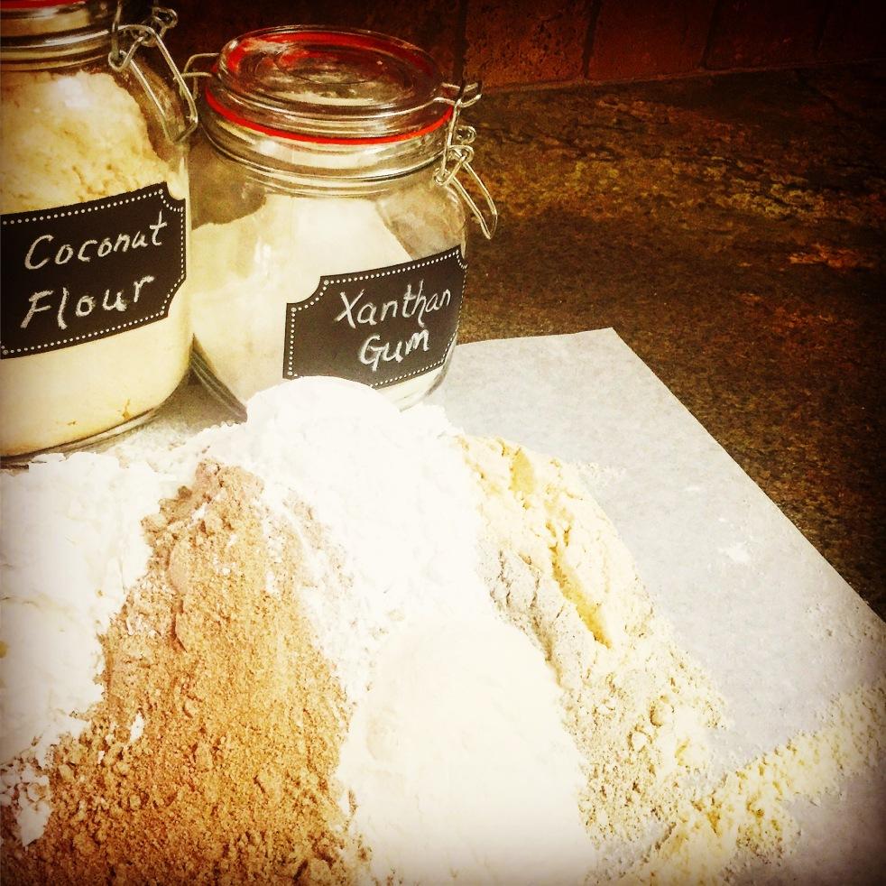 Buckwheat & Coconut AP Flour